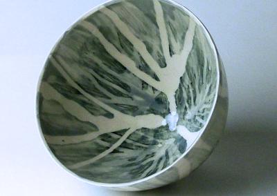 Stoneware. H: 9.5 cm