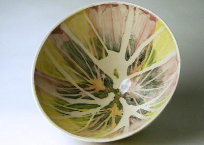 Stoneware. H: 11 cm