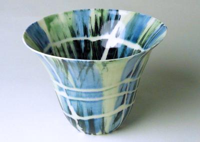 Porcelain. H: 10 cm