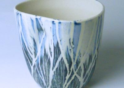Stoneware. H: 11.5 cm